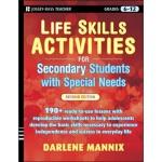 【预订】Life Skills Activities for Secondary Students with Spec