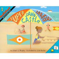 Super Sand Castle Saturday (Math Start) 数学启蒙:周六超级沙堡 ISBN 97
