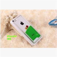 苹果5c液体手机壳 iphone6 plus自由鱼流动保护套 苹果5s3D动态壳