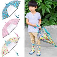 儿童雨伞卡通猫头鹰宝宝卡通雨伞女童男童雨伞晴雨伞