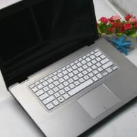 DELL灵越燃7000 7572 15.6英寸轻薄笔记本电脑多彩凹凸键盘膜