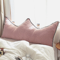 【家装节 夏季狂欢】皇冠床上长靠枕床头板软包双人卧室网红靠垫可拆洗护腰大靠背