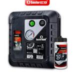 Soulor小能人Q5胎压监测充气补胎一体机 车载充气泵 便携式自动打气泵 胎压监测等功能
