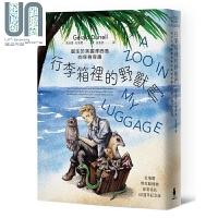 行李箱里的野�F��:�Q生于英���晌�u的保育奇�E 港�_原版 杰洛德.杜瑞�� 木�R文化