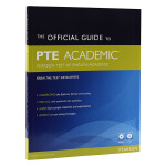 【中商原版】PTE学术英语考试指南 英文原版 The Official Guide to PTE Academic 第