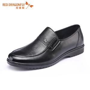 日常职场耐磨传统经典男士休闲皮鞋