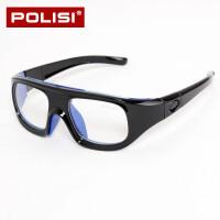 篮球眼镜男户外运动护目镜框架近视眼镜足球镜