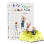 【中商原版】一起去猎熊 英文原版 WERE GOING ON BEAR HUNT