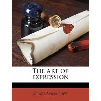 【预订】The Art of Expression 9781176393493