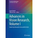 【预订】Advances in Vision Research, Volume I 9784431565093