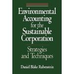 【预订】Environmental Accounting for the Sustainable Corporatio