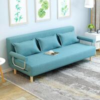 亿家达多功能 沙发床可折叠 客厅双人沙发小户型折叠床沙发床两用