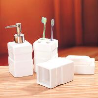 大气陶瓷卫浴四件套装 欧式家居用品