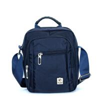 韩版新款潮男士包包防水牛津帆布背包单肩斜跨包休闲手提
