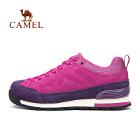 camel骆驼户外男女款时尚徒步鞋 情侣防滑减震徒步鞋