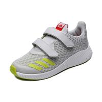 【3折�r:128.7元】阿迪�_斯(adidas)男女童魔�g�N�W面防滑耐磨透�馀懿叫蓍e鞋CP9522 灰色