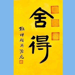 中国佛教协会副会长,中国佛教协会西藏分会第十一届理事会会长十三届全国政协委员班禅额尔德尼确吉杰布(舍得
