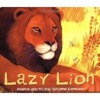 Lazy Lion ISBN:9780340565650