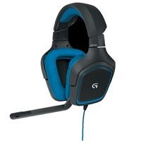Logitech/罗技 G430 环绕立体声游戏耳机麦克风 震撼7.1声道 全新盒装正品行货