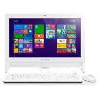 联想(Lenovo)C4030 21.5英寸一体电脑(I3-5005U 4G内存 500G硬盘 集成显卡 WIFI w
