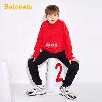 【�_�W季 折后�B券�A估�r:102.3】巴拉巴拉男童套�b�和�衣服春季中大童�杉�套�\��r尚洋��