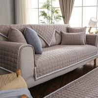 四季通用沙发垫套装棉质沙发垫