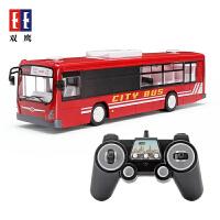 【当当自营】双鹰巴士模型仿真城市公交车遥控车可充电儿童玩具E635-001红色