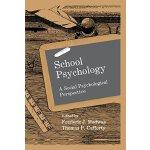 【预订】School Psychology: A Social Psychological Perspective