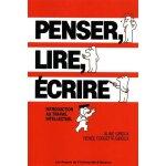 【预订】Penser, Lire, Ecrire: Introduction Au Travail Intellect