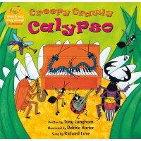 Creepy Crawly Calypso(A Barefoot Singalong)跟随音乐跳起来(书+CD)ISB