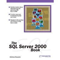 【预订】The SQL Server 2000 Book