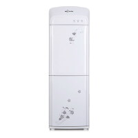 【当当自营】 浪木 YL-218A 双门豪华立式冷热饮水机