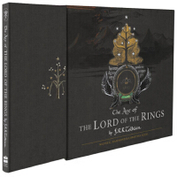 The Art of the Lord of the Rings 英文原版 魔戒的艺术:60周年纪念画册