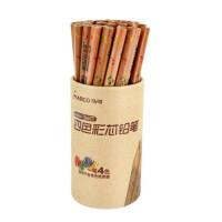 马可 三角杆四色混芯铅笔 6404四色彩芯铅笔36支装