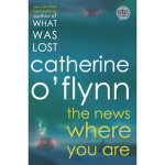 【全新正版】The News Where You Are: A Novel Catherine O'Flynn 978