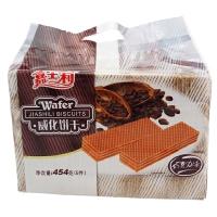 嘉士利 威化饼干 454g 四种味道任选 休闲办公室零食