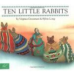 Ten Little Rabbits 西尔维娅绘本:10只小兔子(平装) IBSN9780811810579