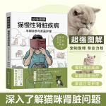 超强图解猫慢性肾脏疾病早期诊断与家庭护理