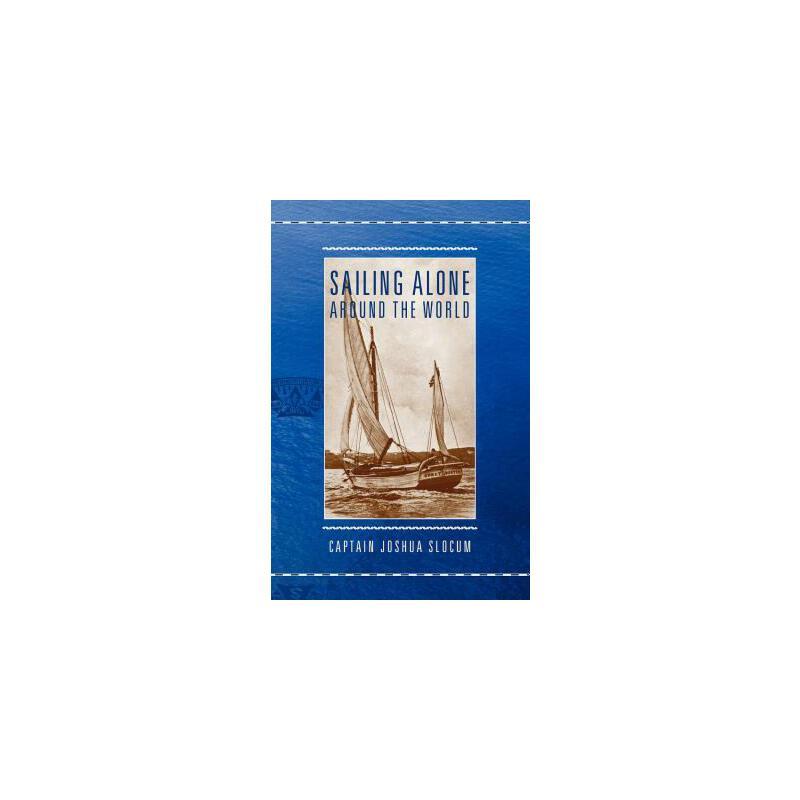【预订】Sailing Alone Around the World 预订商品,需要1-3个月发货,非质量问题不接受退换货。