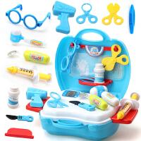 儿童过家家医生玩具套装 男女孩多功能医药箱 宝宝打针仿真工具箱