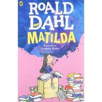 玛蒂尔达 英文原版 Matilda