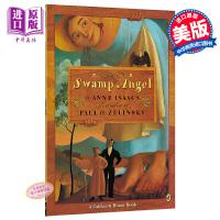凯迪克:沼泽天使 进口英文原版 Swamp Angel 1995凯迪克银奖绘本儿童读物图书
