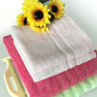 浴巾毛巾套装竹炭纤维浴巾毛巾洗脸洁面巾柔软吸水浴