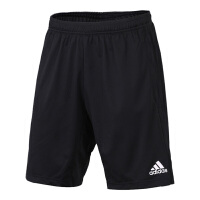 Adidas阿迪达斯 男裤 2018新款足球运动休闲透气短裤五分裤 CF3676
