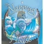 【中商原版】打盹的房子吗? 英文原版 英文版 The Napping House board book Audrey