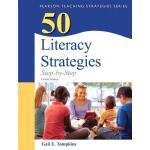 【预订】50 Literacy Strategies: Step by Step