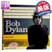 【中商原版】鲍勃迪伦的宝藏 英文原版 Treasures of Bob Dylan  Brian Southall  Carlton Books Ltd