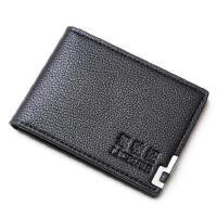 男士驾驶证皮套卡包机动车驾照夹本女行驶证卡套多功能证件包家居日用收纳用品 黑色 9卡位