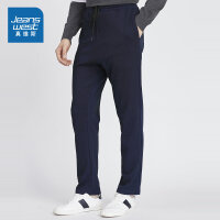 真维斯男装 春秋装 双面布运动休闲裤