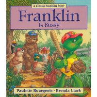 Franklin Is Bossy小乌龟富兰克林:小霸王富兰克林(经典故事书) ISBN 9781554537853